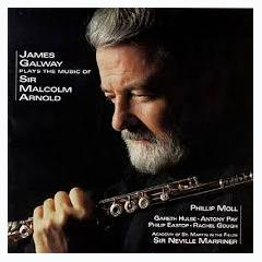 Sir Malcolm Arnold - Works For Flute (No. 1) - James Galway