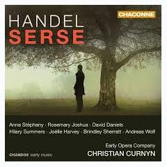 Händel - Serse Act 1 (No. 1) - Christian Curnyn ft. Various Artists