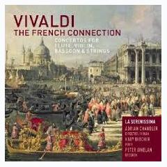 Vivaldi - The French Connection (No. 2) - Adrian Chandler