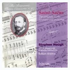 The Romantic Piano Concerto Series Vol. 27 - Saint Saens CD 2,Stephen Hough,City Of Birmingham Symphony Orchestra - Sakari Oramo