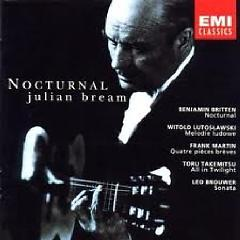 Nocturnal (No. 3) - Julian Bream