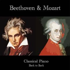Mozart & Beethoven - Classical Piano Back To Back (No. 4) - Various Artists