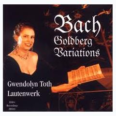 Bach - Goldberg Variations CD 2 - Gwendolyn Toth