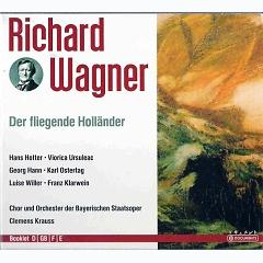 Richard Wagner - The Complete Opera Collection Vol 1. Der Fliegende Hollander CD 1,Chor Und Orchester Der Bayerischen Staatsoper - Clemens Krauss