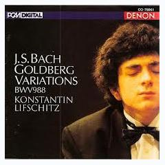 Bach - Goldberg Variations (No. 1) - Konstantin Lifschitz