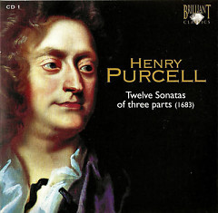 Henry Purcell - Complete Chamber Music CD 1 Twelve Sonatas Of three parts (No. 4),Musica Amphion - Pieter-Jan Belder