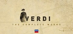 Verdi - The Complete Works CD 49 (No. 1) - Claudio Abbado,Richard Bonynge,Various Artists - Nhiều nghệ sĩ