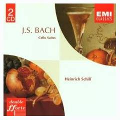 Bach - Celo Suites CD 2 (No. 1) - Heinrich Schiff