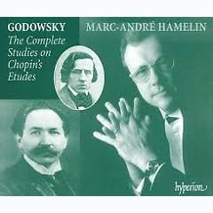 Godowsky - The Complete Studies On Chopin