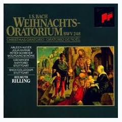 J.S.Bach - Weihnachts Oratorium CD 3 (No. 2) - Various Artists