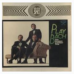 Play Bach (No. 2) - Jacques Loussier Trio