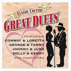Classic Country Great Duets CD 1 - Various Artists