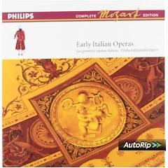 Mozart Complete Edition Box 13 - Early Italian Operas CD 13 - Various Artists