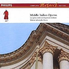 Mozart Complete Edition Box 14 - Middle Italian Operas CD 9 - Various Artists