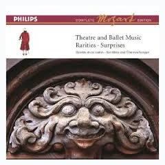 Mozart Complete Edition Box 17 - Theatre & Ballet Music CD 5 (No. 1) - Sir Neville Marriner ft. Various Artists