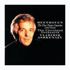 Beethoven - The Five Piano Concertos CD 3 - Vladimir Ashkenazy ft. The Cleveland Orchestra