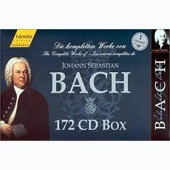 Complete Works Of Bach Hanssler Edition Bachakademie Vol 3 CD 2 (No. 1) - Helmuth Rilling