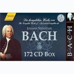 Complete Works Of Bach Hanssler Edition Bachakademie Vol 9 CD 2 (No. 1) - Helmuth Rilling