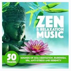 Zen And Relaxation Music Sounds Of Goa Meditation Yoga Buddhism Spa Anti-Stress And Serenity (No. 4) - Various Artists