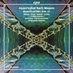 Bach - Apocryphal Masses & Magnificat (No. 1) - Wolfgang Helbich