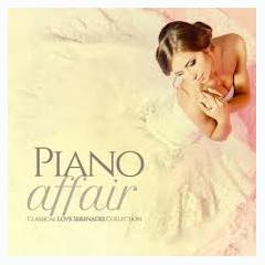 Album Piano Affair Classical Love Serenades Collection - Various Artists