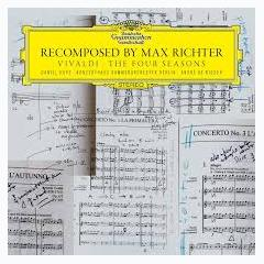 Recomposed By Max Richter - Vivaldi: The Four Seasons,Konzerthaus Kammerorchester Berlin - Andre de Ridder