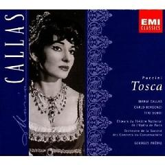 Puccini - Tosca CD 1 - Georges Prêtre