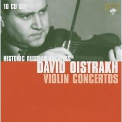 Historic Russian Archives - Violin Concertos CD 7 - David Oistrakh