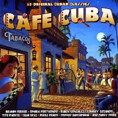 Cafe Cuba - 50 Original Cuban Classics CD 2 (No. 2) - Various Artists