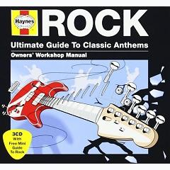 Haynes Rock Ultimate Guide To Classic Anthems CD 2 (No. 2) - Various Artists