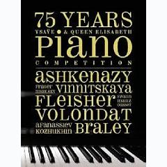 75 Years Ysaye & Queen Elisabeth Piano Competition CD 5,Vladimir Ashkenazy,Various Artists - Leon Fleisher