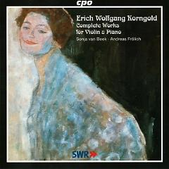 Korngold - Complete Works For Violin & Piano - Andreas Frolich