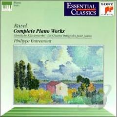 Ravel - Complete Piano Works CD 2 - Philippe Entremont