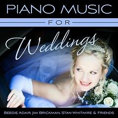 Piano Music For Weddings - Various Artists