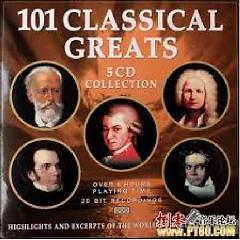 101 Classical Greats CD 4 (No. 2) - Various Artists