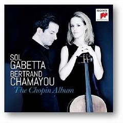 The Chopin,Bertrand Chamayou - Sol Gabetta