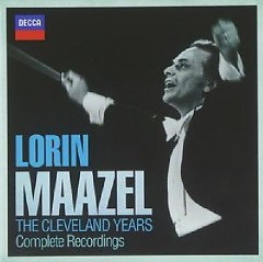 Lorin Maazel - The Cleveland Years Complete Recordings CD 10, Various Artists - Lorin Maazel