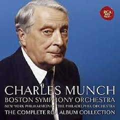 Charles Munch - The Complete RCA Collection CD 22, Boston Symphony Orchestra - Charles Munch
