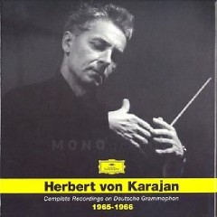 Herbert Von Karajan - Complete Recordings On Deutsche Grammophon 1965 - 1966 CD 45, Various Artists - Herbert von Karajan
