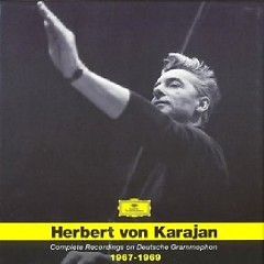 Herbert Von Karajan - Complete Recordings On Deutsche Grammophon 1967 - 1969 CD 63, Various Artists - Herbert von Karajan