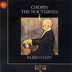 The Chopin Collection, Nocturnes Disc 1 - Arthur Rubinstein - Artur Rubinstein