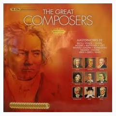 The Great Composers CD05 Ludwig Van Beethoven Vol.1 - Various Artists