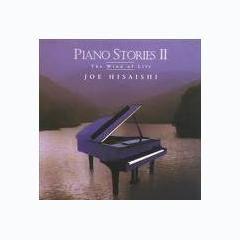 Piano Stories II - The Wind Of Life - Joe Hisaishi